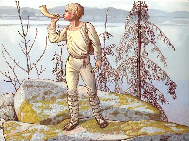 Kullervo Kalevala